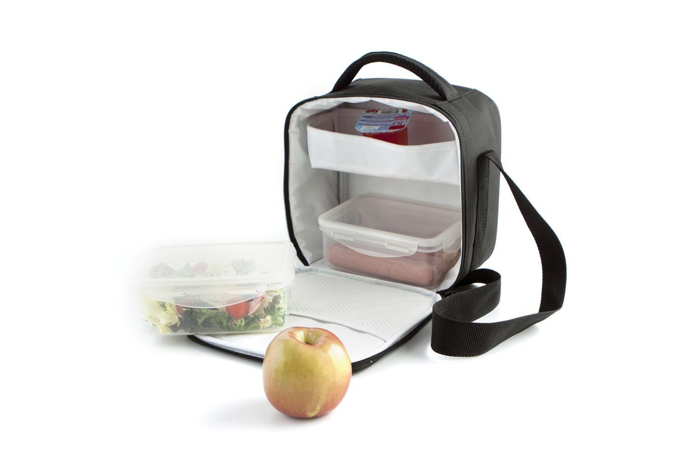 Quid Go Lunch - Bolsa portamenú para transporte de alimentos ...