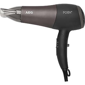 AEG HT 5649 - Secador de pelo profesional 2200W Iónico