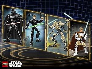 LEGO Star Wars - Darth Vader (75111): Amazon.es: Juguetes