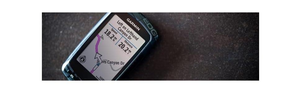 Garmin Edge 810 Pack Performance - Ordenador para bicicletas: Amazon.es: Deportes y aire libre