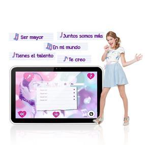 Amazon.es: Violetta - Karaoke con micrófono y App (Ingo