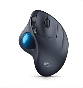 TRACKMAN™ Wireless Trackball M570 - N/A - 2.4GHZ - N/A - EER2 ...