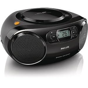 Philips AZ320 - CD Soundmachine (reproduce CD, MP3-C y USB