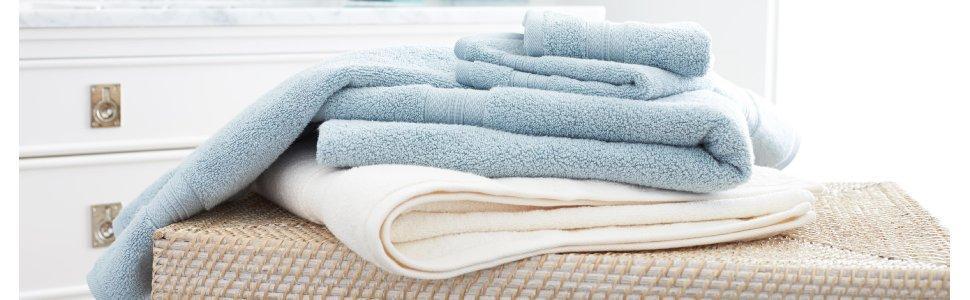 Set de 4 toallas de Pinzon de algodón Pima