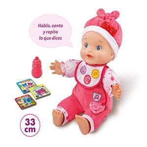 Little love rita aprende a hablar mu eca for Espejo que habla juguete