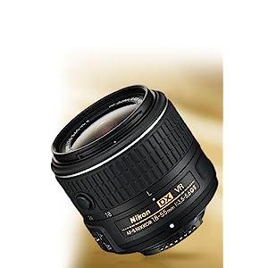 Nikon Nikkor AF-S DX 18-55 mm f:3.5-5.6G VR II: Amazon.es: Electrónica