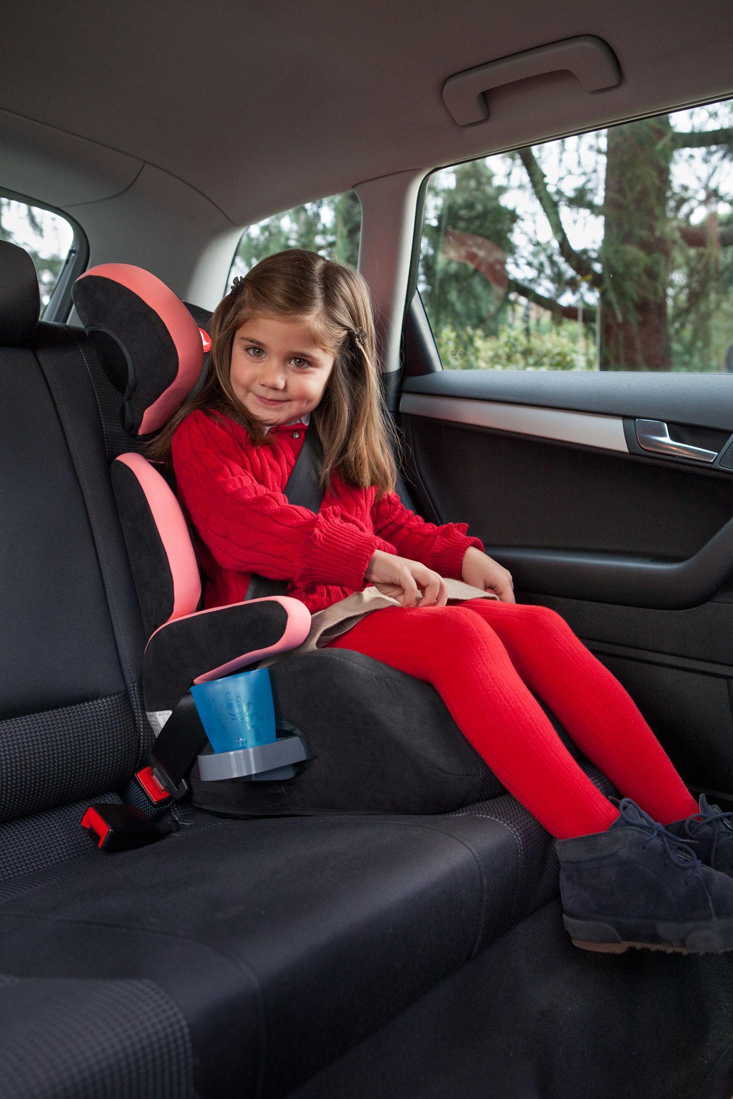 Silla de coche ni o grupo 2 3 de 3 12 a os 15 36 kgs reposa cabezas ajustable ebay - Piku silla coche ...