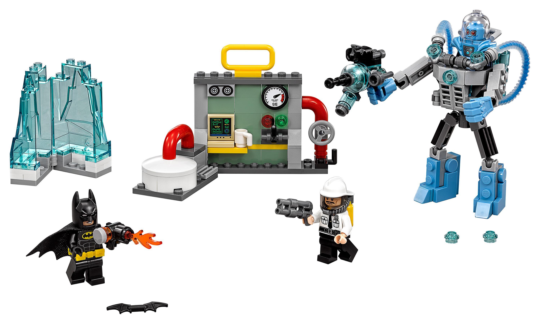 LEGO Super Heroes - Ataque gélido de Mr. Freeze (70901