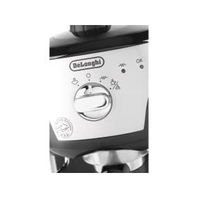 Diseñada para hacer un café espresso auténtico en tu vida cotidiana , esta cafetera proporciona un cappuccino perfecto con una espuma rica y cremosa, ...