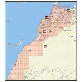 Garmin TOPO Marokko - Mapa para GPS (DVD, microSD, 512 MB