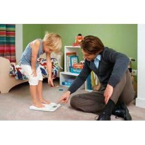 Pesaje ultrapreciso de tu bebé y de tu niño (hasta 25 kg)