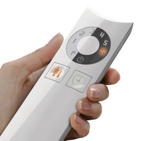 Nueva Tecnología Intellisense gracias al sensor mantiene automáticamente el mismo nivel de confort