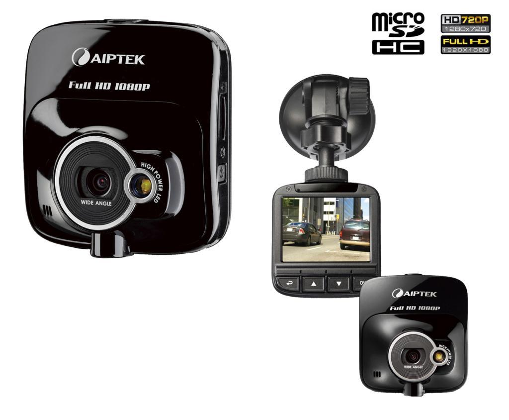 Cámara para tu coche Aiptek CarCamcorder X-mini