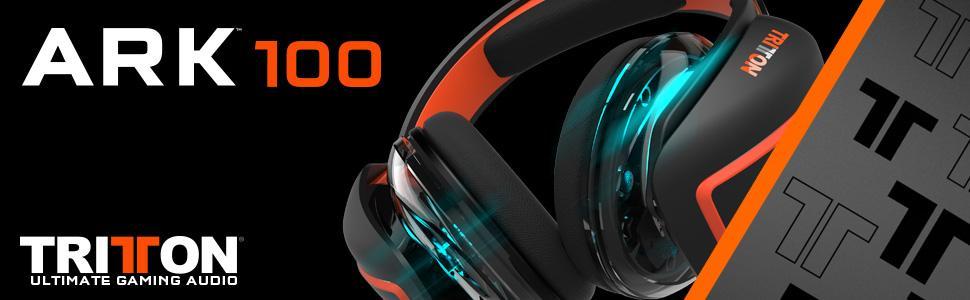 Auriculares estéreo Tritton ARK 100 (PlayStation 4): Amazon.es ...