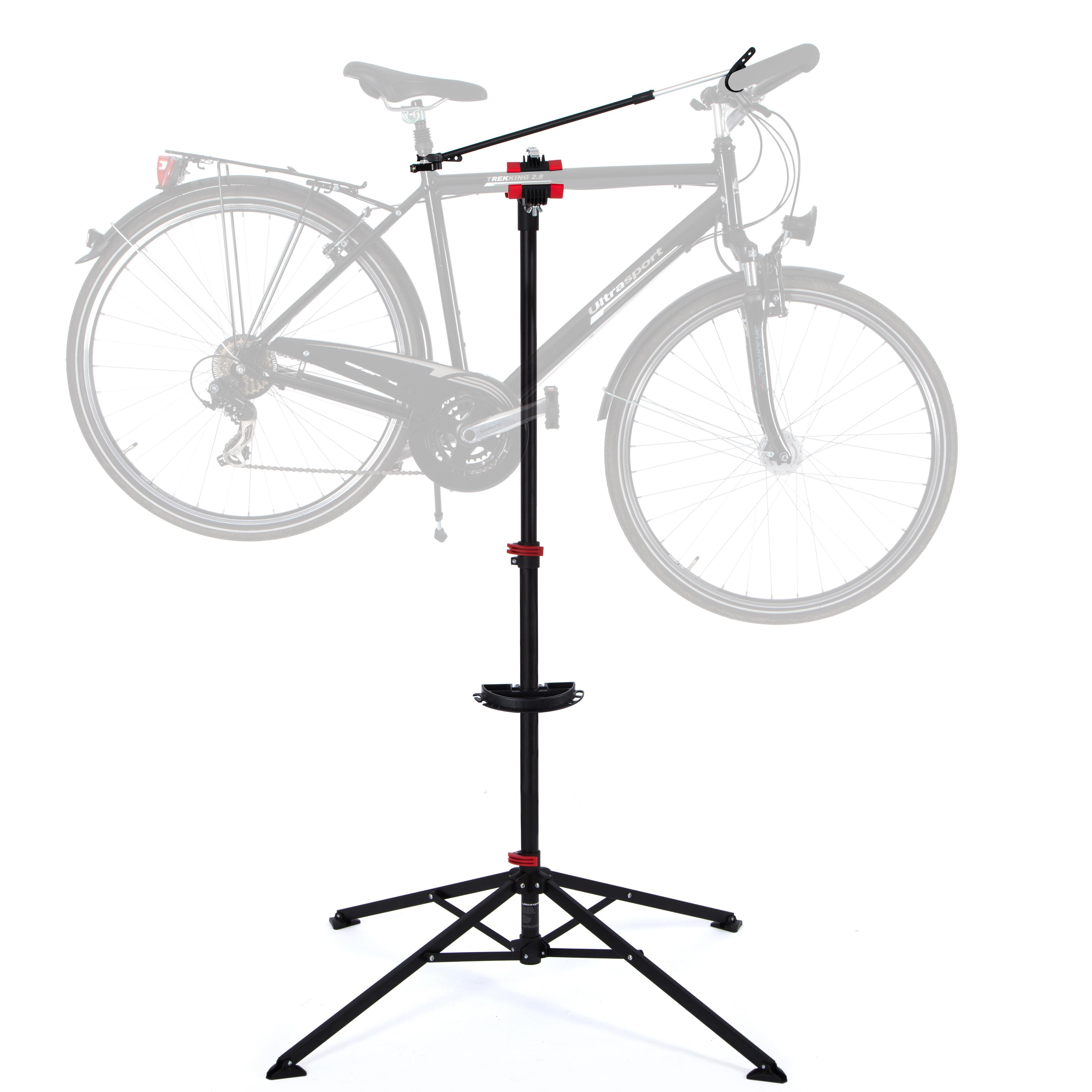 Ultrasport Caballete para bicicleta Expert, robusto caballete para ...