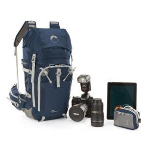 Lowepro LP36448-PWW - Mochila para cámaras, Color Azul Galaxia y ...