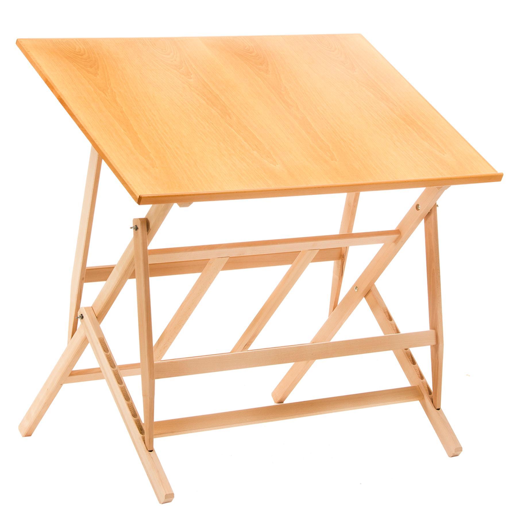 Lienzos levante 1610101111 mesa de dibujo profesional for Mesa de dibujo ikea