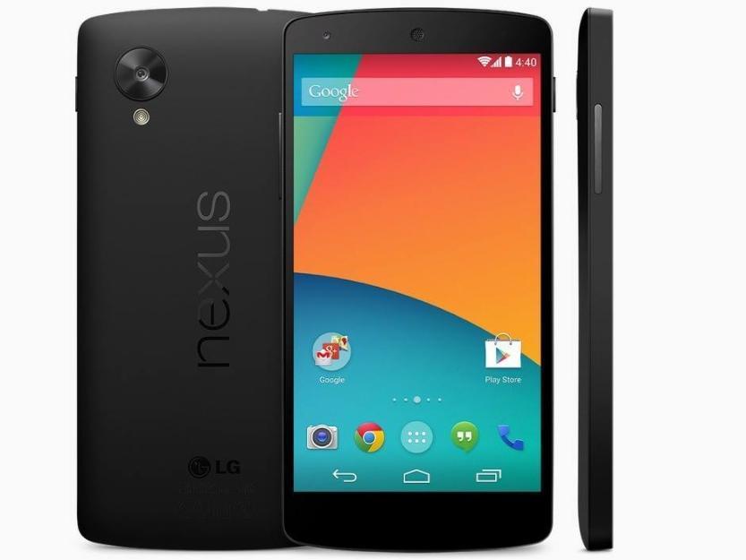 LG NEXUS 5 D821 - Smartphone (12,7 cm (5
