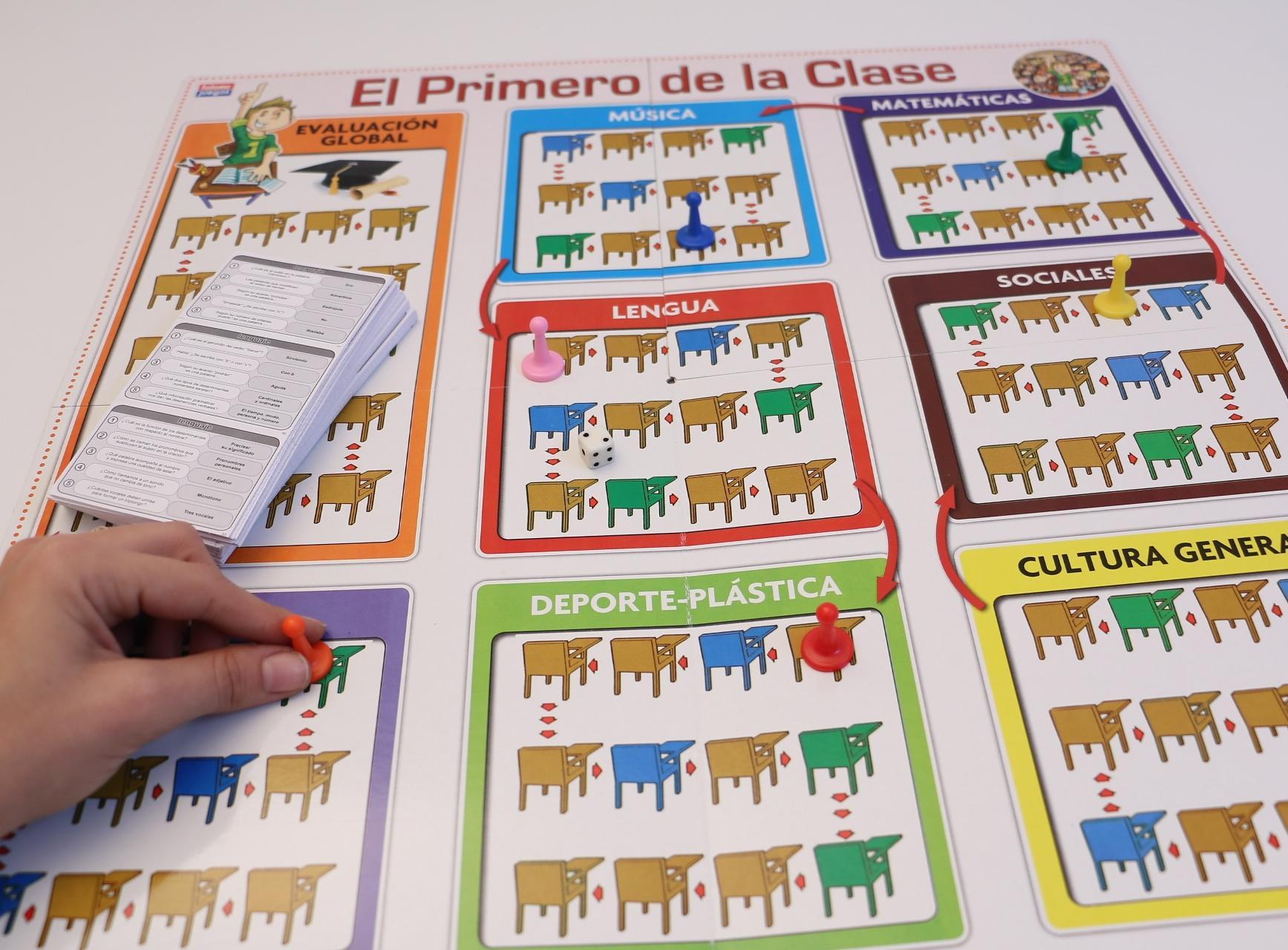 Falomir El Primero De La Clase 1 000 646460 Amazon Es Juguetes