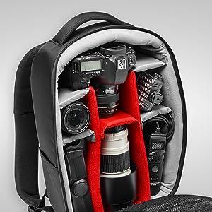 Manfrotto MB MA-S-A2 - Funda para cámara DSLR, Negro: Amazon.es ...
