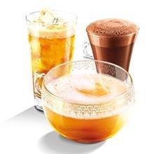 Dolce Gusto, Capsulas, Nescafe, Chocolate, Te, Bebida fria, Nescafe Dolce Gusto