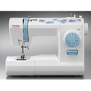 Toyota ECO 15, Máquina de coser, 15 programas