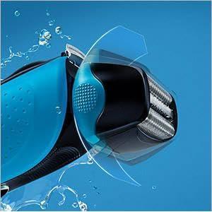Braun WaterFlex WF2s Blue - Afeitadora eléctrica