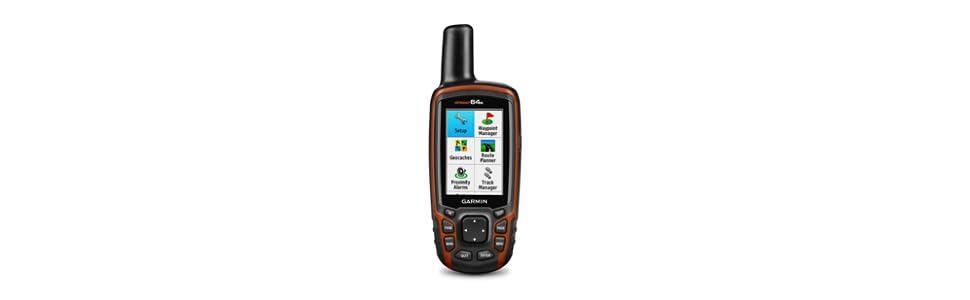 Garmin GPSMAP 64s, Deportes de Exterior, Negro, Unico: Amazon.es: Deportes y aire libre