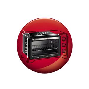 Moulinex Optimo 19L OX4448 Pequeño y compacto