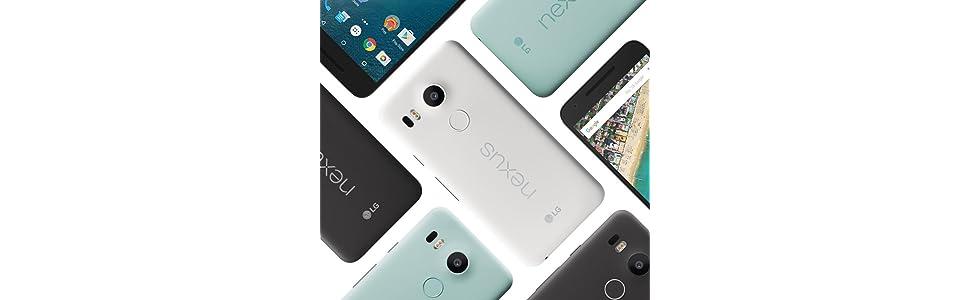 LG Nexus 5X H791- Smartphone de 5 (4G, Bluetooth 4.2, 12.3 MP ...
