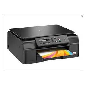 Brother DCPJ552W - Impresora, copiadora y escáner de inyección de ...