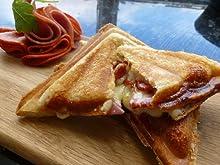 Sandwichera Breville VST041 italia sandwich salami queso