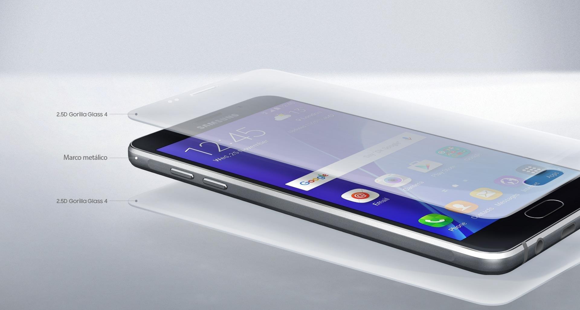 Oferta Samsung Galaxy A3 por 179 euros. Ahorra 20 euros 1 samsung galaxy S6