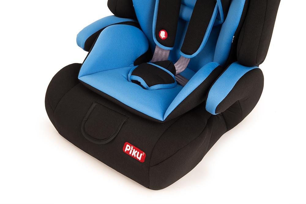 Piku silla de coche grupos 1 2 3 9 36 kg 1 for Silla para auto 8 anos