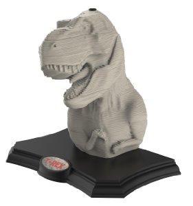 Resultado de imagen de puzzle a capas t-rex