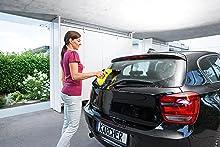 aspirar limpiar coche sin rastro
