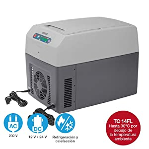 Amazon.es: Dometic Tropicool TC 14 - Nevera termoeléctrica ...
