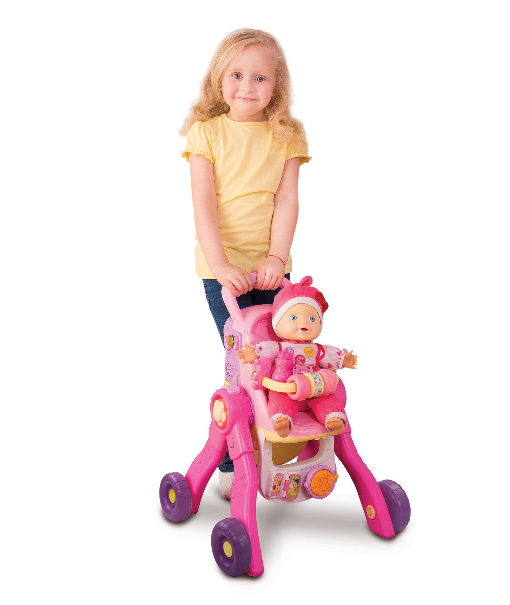 silla de paseo de juguete · Ampliar