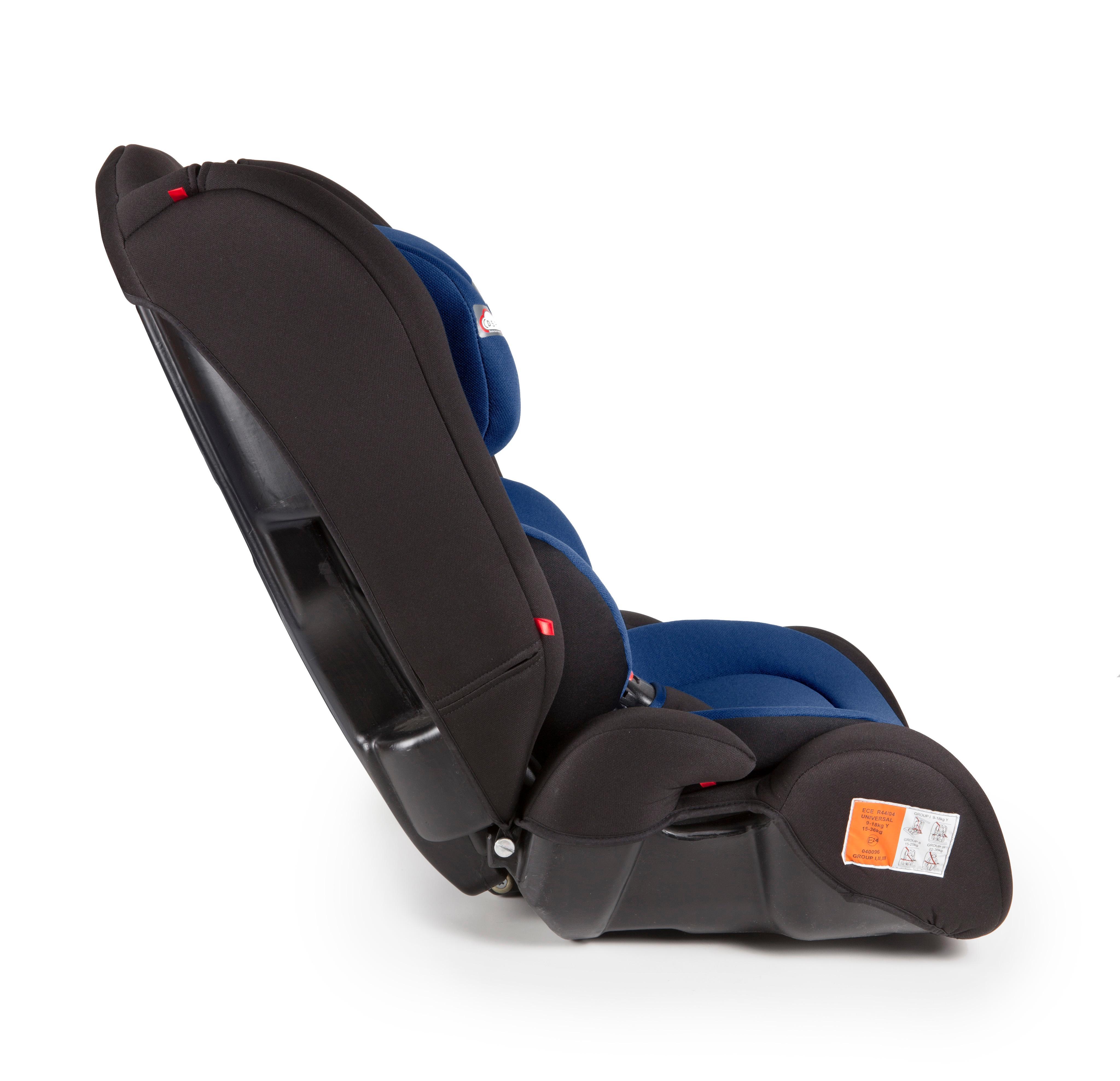 Piku moon silla de coche reclinable grupos 1 for Silla para auto 8 anos