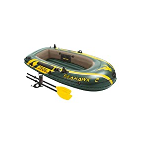 Intex 68347NP - Barca hinchable Seahawk 2 & remos 236 x 114 x 41 ...