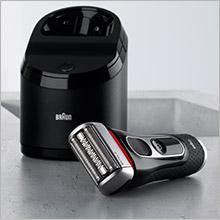 Braun 5090 Serie 5 - Afeitadora con cabezal basculante, cuchillas ...