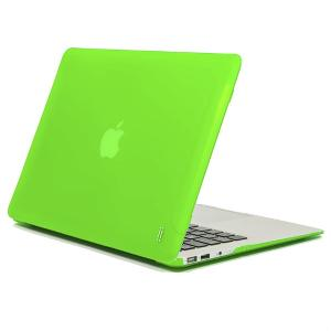 "Aiino Hard Shell AIMBA13M-YLW Funda rígida para portátil Apple MacBook Air 13 ""Antideslizante, Resistente, Delgada - Acabado Mate, Amarillo"