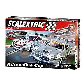 Scalextric Original - Circuito C3 Adrenaline Cup con