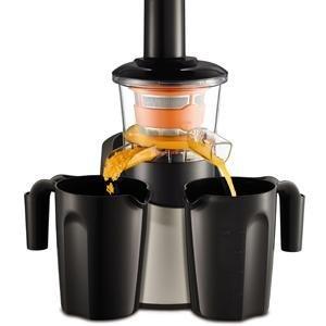 Moulinex Infiny Juice ZU255B 2 separa el zumo y la pulpa