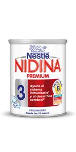 ... nidina, Nestle Nidina, Nidina 3, Nutricion infantil, leche infantil, leche en ...