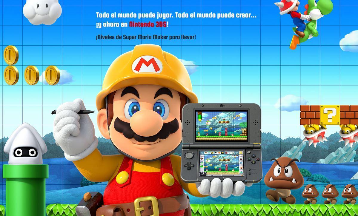 Super Mario Maker: nintendo 3ds: Amazon.es: Videojuegos