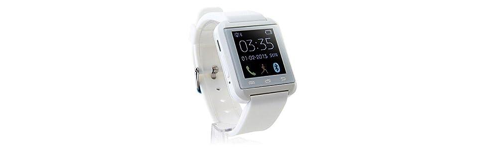 Reloj Inteligente Lemfo U8 Uwatch, Para Smartphone, Ios, Android ...