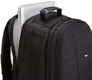 AmazonBasics - Mochila para cámaras DSLR y ordenadores portátiles ...
