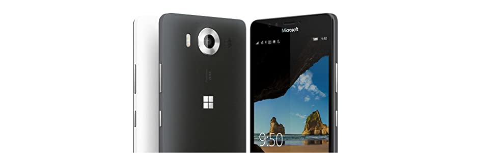 Microsoft Lumia 950 - Smartphone Libre Windows (4G, 32 GB, 3 GB ...