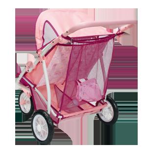 Amazon.es: Baby Born - Jogger de Gemelos (Bandai 817506